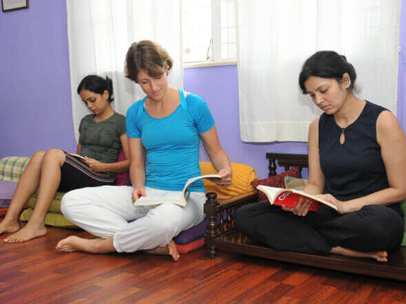 Yoga Study Programs