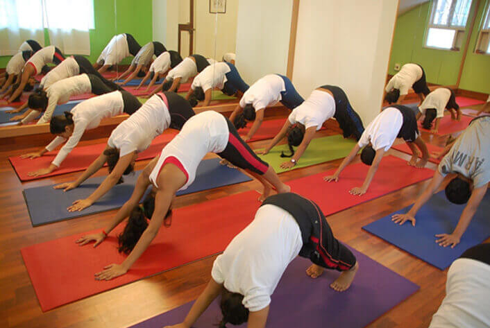 Kids yoga classes Goa
