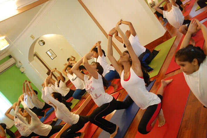 Children yoga courses