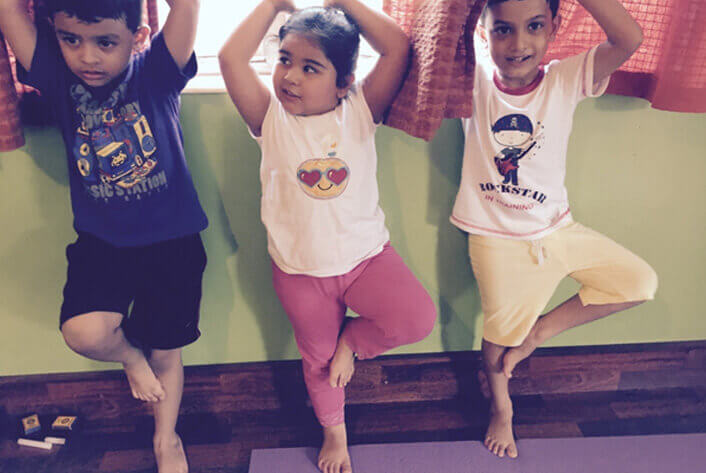 Children Yoga Class